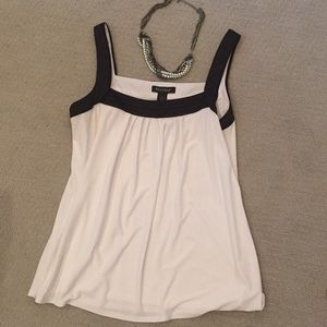 White House Black Market size small top